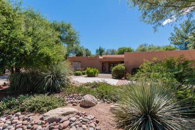 Tucson Single Family Home For Sale: 12410 E Sutter Mill Street