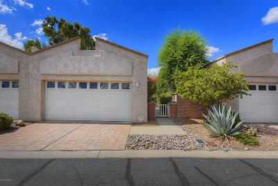 Tucson Townhouse Active Contingent: 8619 N Johnny Miller Drive
