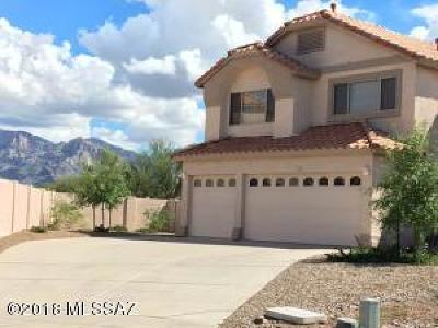 Oro Valley Single Family Home For Sale: 11262 N Chynna Rose Place