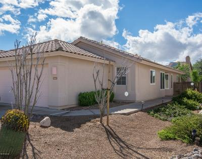 Tucson Single Family Home For Sale: 2667 W Mystic Mountain Drive