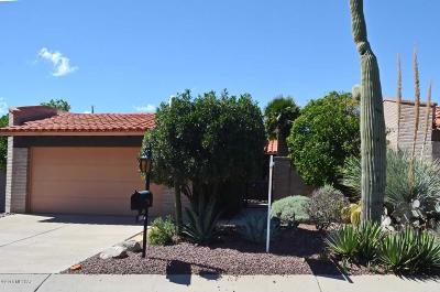 Tucson Townhouse For Sale: 7949 N Sendero Uno #41