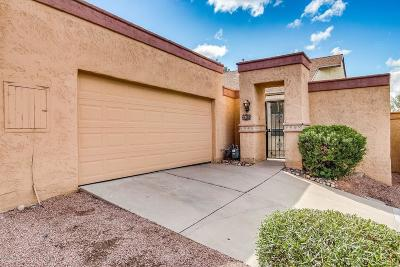 Tucson Single Family Home For Sale: 2811 W Daffodil Place