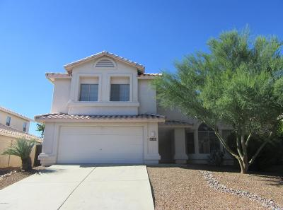 Oro Valley Single Family Home For Sale: 11143 N Divot Drive