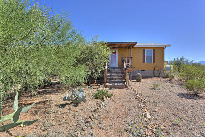 Pima County, Pinal County Manufactured Home Active Contingent: 17400 S Kolb Road
