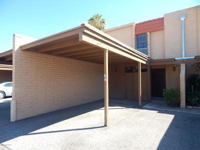 Tucson Condo Active Contingent: 2875 N Tucson Boulevard #66