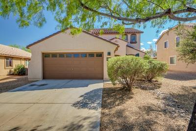 Marana Single Family Home Active Contingent: 11277 W Harvester Drive