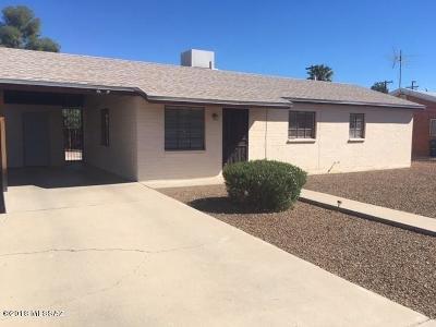 Pima County Single Family Home For Sale: 2639 E Warwick Vista