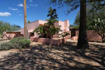 Tucson Single Family Home For Sale: 2301 E 7th Street