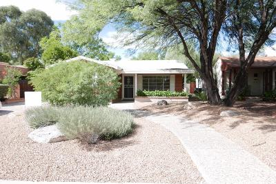 Tucson Single Family Home For Sale: 2115 E 7th Street