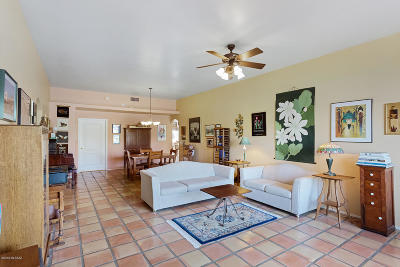 Tucson Townhouse For Sale: 7 W Roma Drive