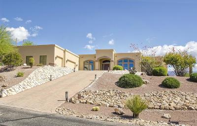 Pima County Single Family Home For Sale: 6083 E Roadrunner Haven Place