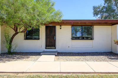 Pima County, Pinal County Townhouse Active Contingent: 4026 S Winter Palm Drive