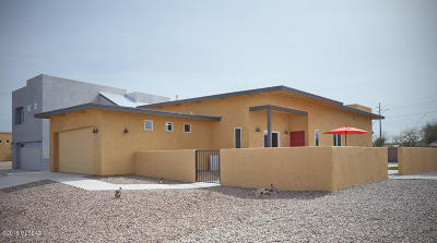 Tucson Single Family Home For Sale: 3073 N Dasylirion Drive