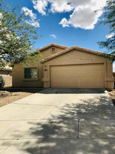 Tucson Single Family Home For Sale: 2345 W Dillon Road