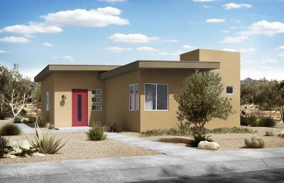 Tucson Single Family Home For Sale: 3062 N Dasylirion Drive