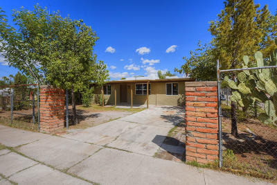 Pima County, Pinal County Single Family Home For Sale: 646 W Coventry Drive
