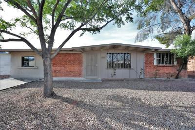 Pima County Single Family Home For Sale: 1437 W Gardner Street