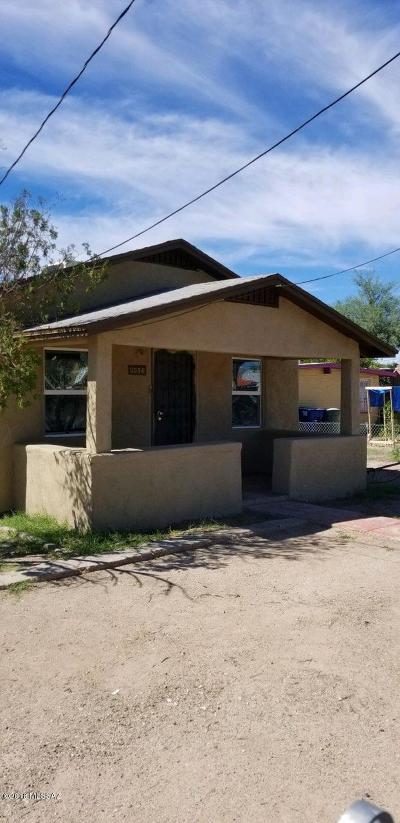 Pima County Single Family Home For Sale: 3556 S Clark Avenue