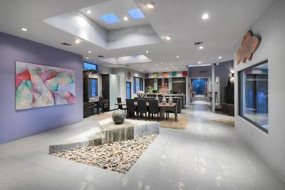 Tucson Single Family Home For Sale: 13550 E Sahuaro Sunset Road