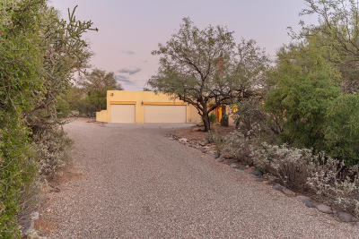 Tucson Single Family Home For Sale: 4720 N Soldier Trail