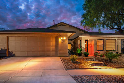 Tucson Single Family Home For Sale: 5016 W Hurston Drive