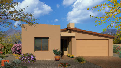 Tucson Single Family Home For Sale: 7575 E Chalkboard Court