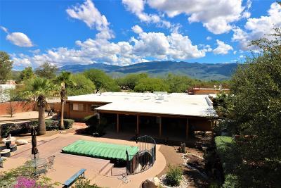 Tucson Single Family Home For Sale: 2563 N Ave De La Lantana