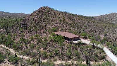 Pima County, Pinal County Single Family Home For Sale: 7120 S Red Hill Road