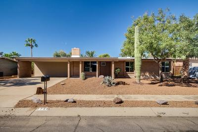 Tucson Single Family Home For Sale: 7749 N Nathan Hale Avenue