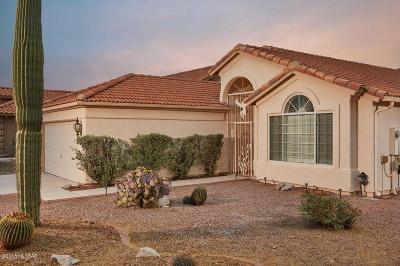 Saddlebrooke Single Family Home For Sale: 38055 S Birdie Drive
