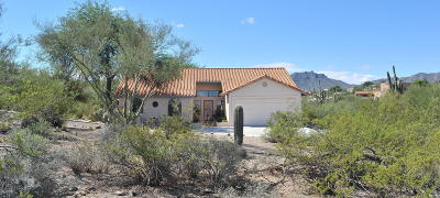 Tucson Single Family Home Active Contingent: 4311 N Paseo De Los Rancheros