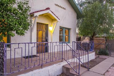 Pima County Single Family Home Active Contingent: 908 E Freeman Place