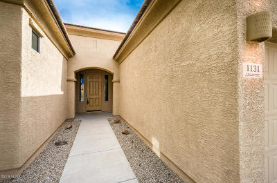Green Valley Single Family Home For Sale: 1131 W Tenniel Drive
