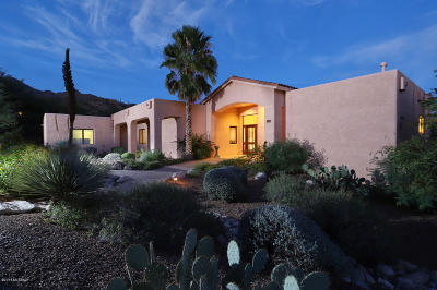 Tucson Single Family Home For Sale: 6202 N Via Tres Patos