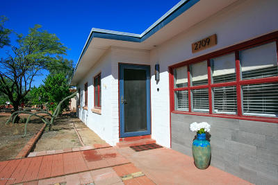Tucson Single Family Home For Sale: 2709 E Waverly Street