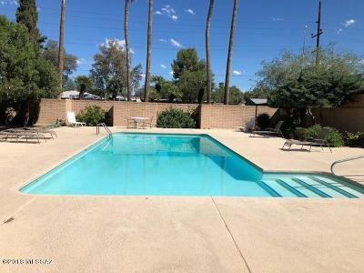 Tucson Condo Active Contingent: 2875 N Tucson Boulevard #14