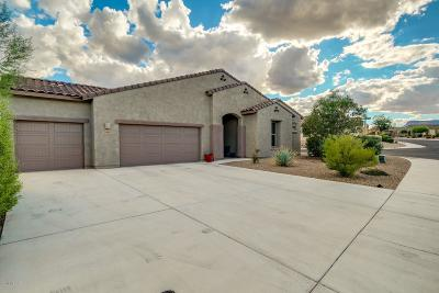 Tucson Single Family Home For Sale: 5901 W Yuma Mine Circle