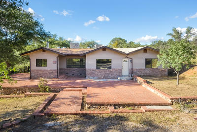Oracle Single Family Home For Sale: 545 N Bonito Drive