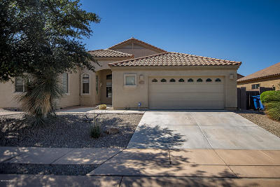 Sahuarita Single Family Home For Sale: 970 E Madera Estates Lane
