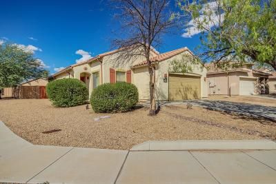 Marana Single Family Home For Sale: 11384 W Harvester Drive