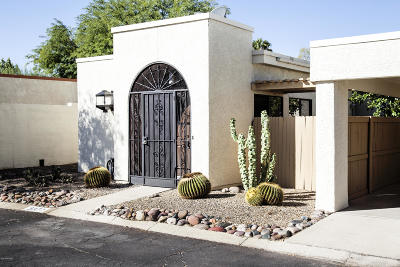 Tucson Townhouse Active Contingent: 3377 N Orchard Place