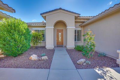 Oro Valley Single Family Home For Sale: 12674 N Rock Creek Road