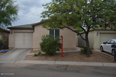 Tucson Single Family Home For Sale: 3270 W Treece Place