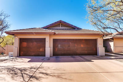 Tucson Single Family Home Active Contingent: 10575 N Stargazer Drive