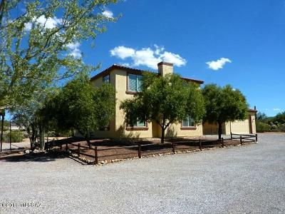 Tucson Single Family Home For Sale: 10332 W Rudasill Road