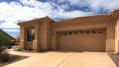 Oro Valley Townhouse For Sale: 13401 N Rancho Vistoso Boulevard #198