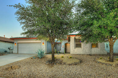Marana Single Family Home For Sale: 12698 N Rye Drive
