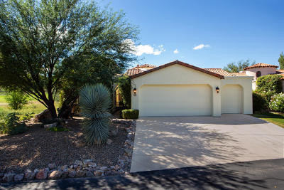 Tubac Single Family Home For Sale: 73 Via Campestre