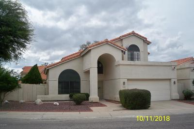 Pima County, Pinal County Single Family Home For Sale: 7800 E Marquise Drive