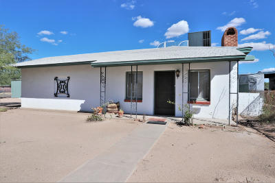 Pima County, Pinal County Single Family Home For Sale: 3907 S 15th Avenue